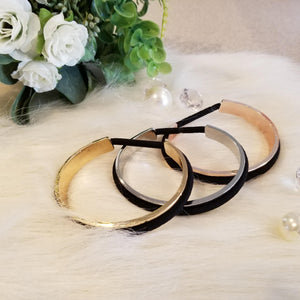 Hair Tie Bangle Bracelets