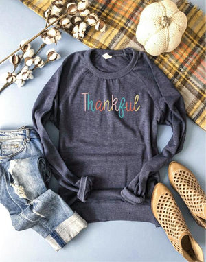 Thankful French Terry Raglan