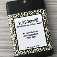 YukBGone Sanitizing Spray