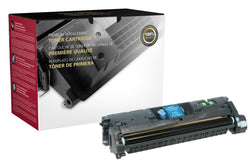 Cyan Toner Cartridge for HP C9701A/Q3961A (HP 121A/122A/123A)