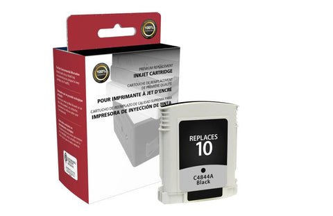 Black Ink Cartridge for HP C4844A (HP 10)