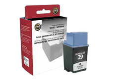 Black Ink Cartridge for HP 51629A (HP 29)