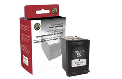 Black Ink Cartridge for HP C9362WN (HP 92)