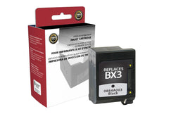 Black Ink Cartridge for Canon BX-3