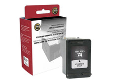 Black Ink Cartridge for HP CB335WN (HP 74)