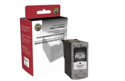 Black Ink Cartridge for Canon PG-30
