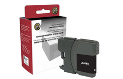 Black Ink Cartridge for Brother LC61