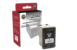 Black Ink Cartridge for HP CH561WN (HP 61)
