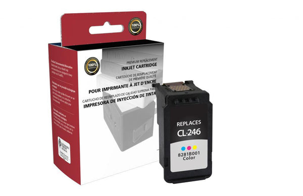 Color Ink Cartridge for Canon CL-246