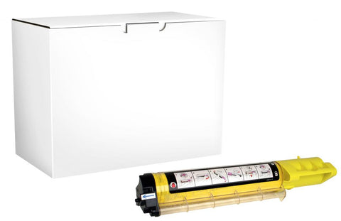 High Yield Yellow Toner Cartridge for Dell 3000/3100