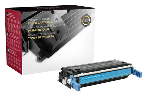 Cyan Toner Cartridge for HP C9721A (HP 641A)
