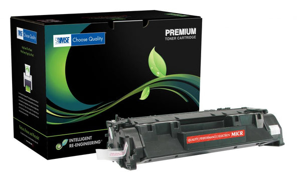 MICR Toner Cartridge for HP CE505A (HP 05A), TROY 02-81500-001