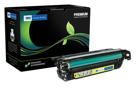 Yellow Toner Cartridge for HP CE262A (HP 648A)