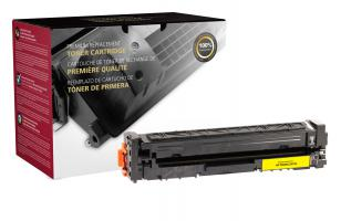 CIG Remanufactured HP CF402X (201X) High Yield Yellow Toner Cartridge