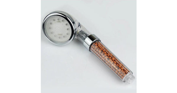 Temperature Controlled Ion Shower Head