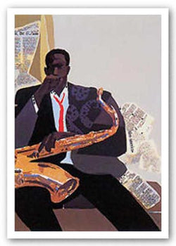 Jazz by Joseph Holston