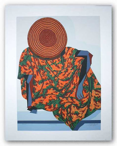 Serendipity 50/250 (Serigraph) by William Kwamena-Poh