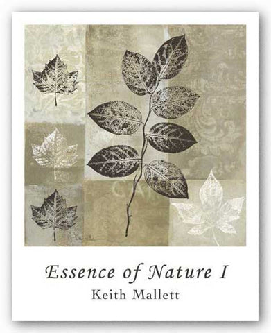 Essence of Nature I by Keith Mallett