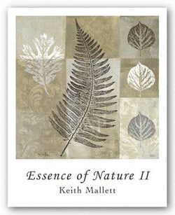 Essence of Nature II by Keith Mallett