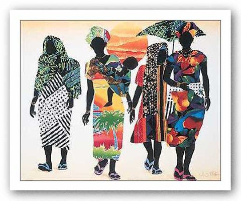 Generations by Keith Mallett