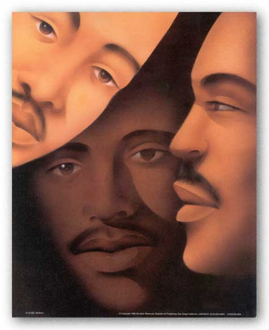 Brothers by Keith Mallett