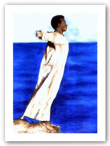 Blind Faith - Giclee by Kenneth Gatewood