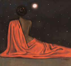 Evening Repose by Laurie Cooper