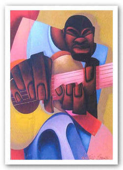 Mo Guitar by Maurice Evans
