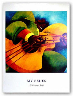 My Blues by Philemon Reid