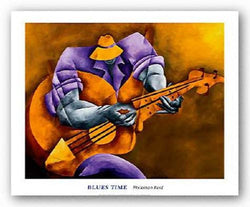 Blues Time by Philemon Reid
