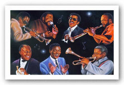 Greatest of All Times - Rhythm and Jazz by Jerome Brown