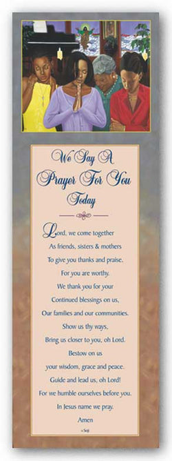 We Say A Prayer For You Today by Henry Lee Battle