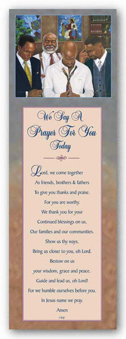 We Say A Prayer For You Today II by Henry Lee Battle