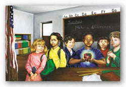Teachers Make A Difference by Frank Spivey