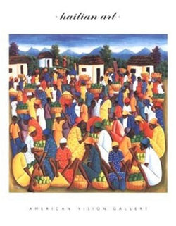Haitian Art by Pierre