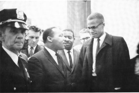 Two Leaders Washington DC March 26 1964