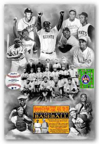 The Evolution of Baseball by Wishum Gregory