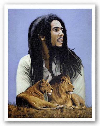 One Love (Bob Marley) by Andy H.
