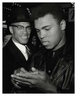 Muhammad Ali and Malcolm X NYC March 1 1964 (mini)