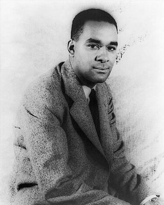 Richard Wright 1939 by McMahan Photo Archive