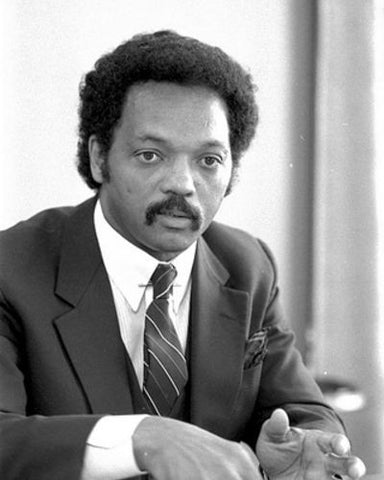 Jesse Jackson, 1983 by McMahan Photo Archive