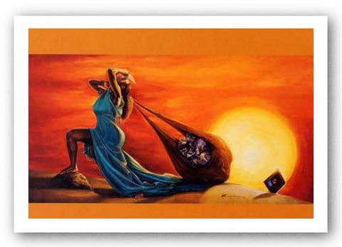 A Woman's Work by Kevin A. Williams (WAK)