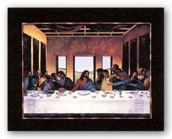 Last Supper by Lionel Talaro