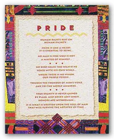 Pride by Motivational