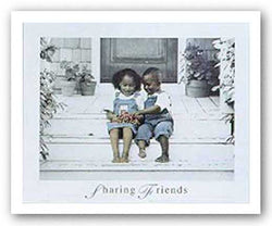 Sharing Friends by Gail Goodwin