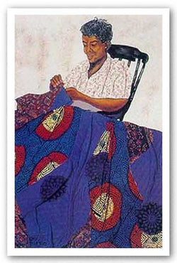 Quilt of Quilts by Alonzo Saunders