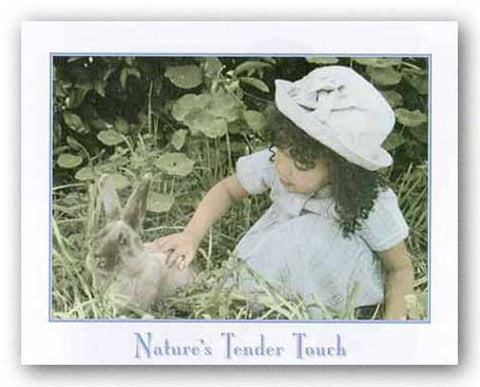 Nature's Tender Touch by Kathy Klammer