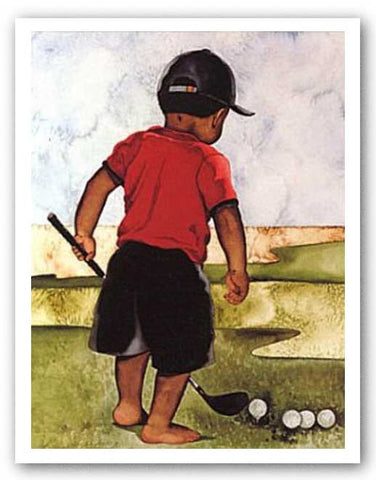 Determination - Giclee by Kenneth Gatewood