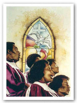 Melodies from Heaven - Giclee by Kenneth Gatewood