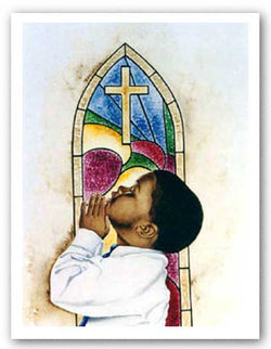 He Answers My Prayers - Giclee by Kenneth Gatewood